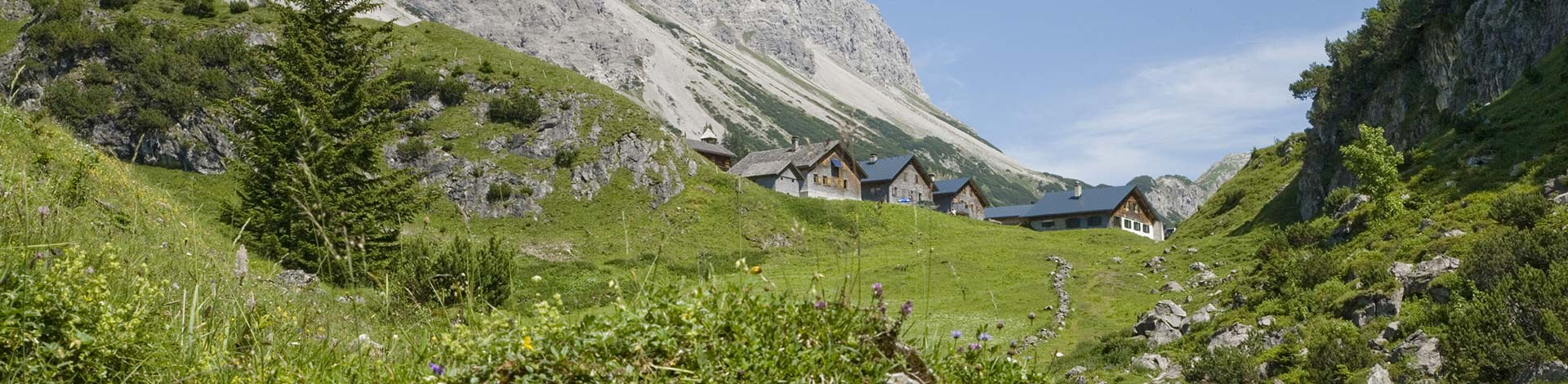 Alpe Klesenza © Biosphärenpark Großes Walsertal